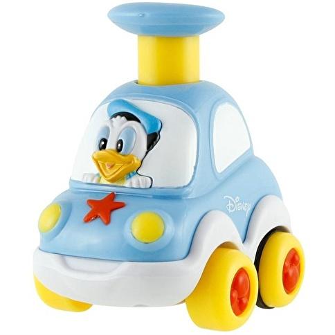 Disney Disney Donald Duck Bastır Gitsin Minik Araba Renkli